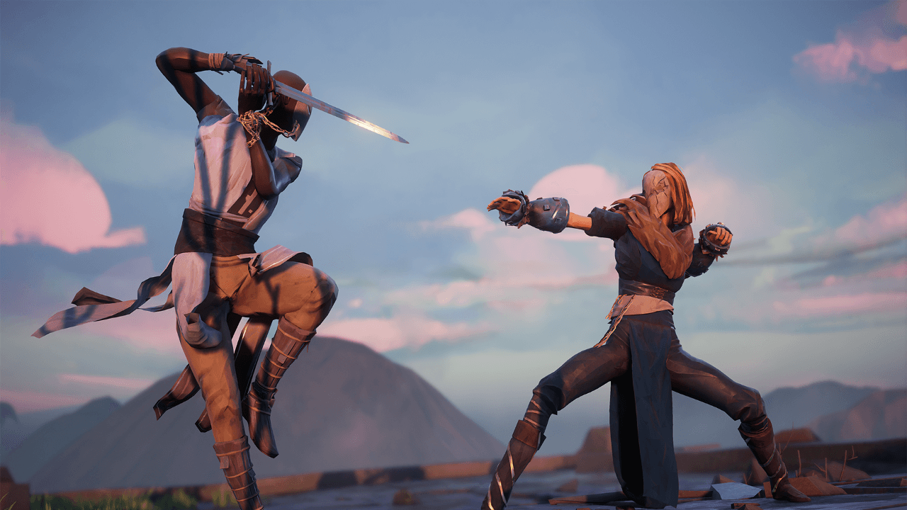 Absolver Patch 1.05 is Live for PC