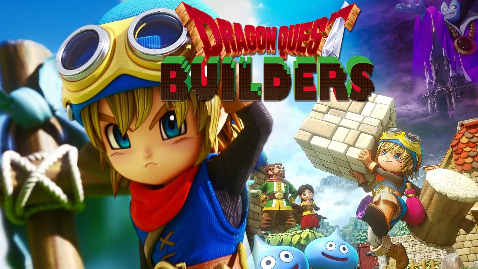 Feast Your Eyes on Dragon Quest Builders for Switch