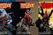Dark Horse's Upcoming Hellboy Omnibus Solves Chronological Story Issues
