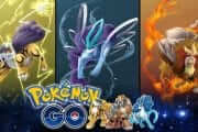 Johto's Legendary Trio Have Appeared in Pokemon GO!