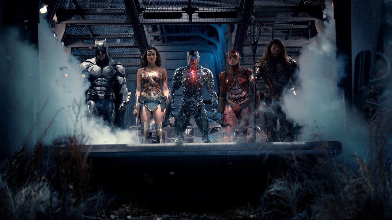 Character Portraits For Justice League Released by Warner Bros.
