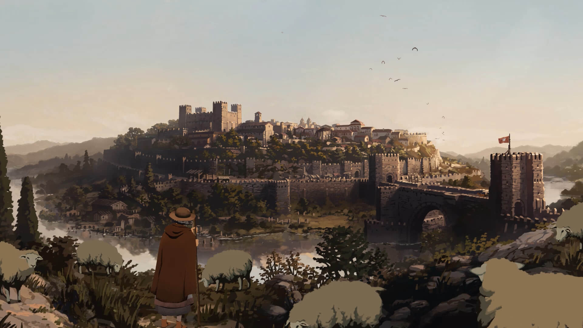 Ken Follett's Pillars of Earth Episode 1: From the Ashes Review
