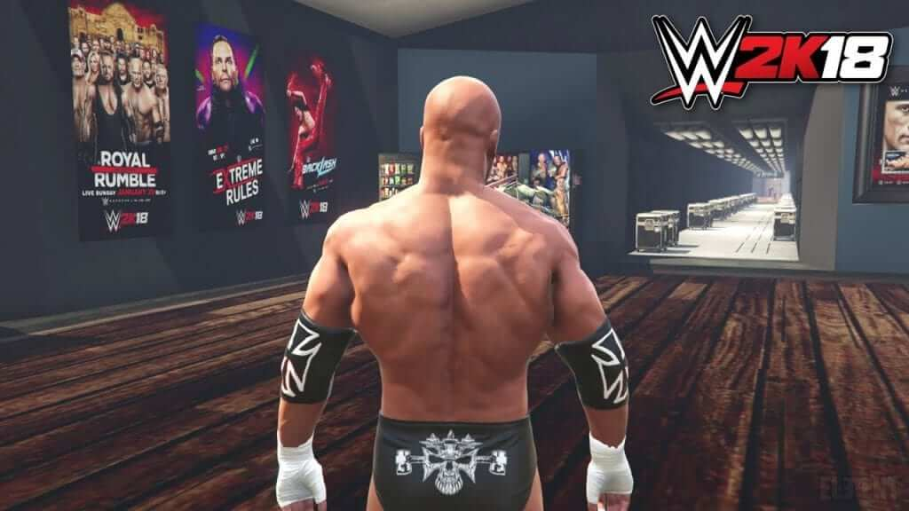 The Changes and Improvements to the WWE 2k18 Career Mode