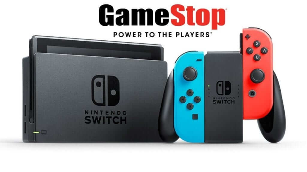 GameStop Rewards Employees With Nintendo Switch Consoles
