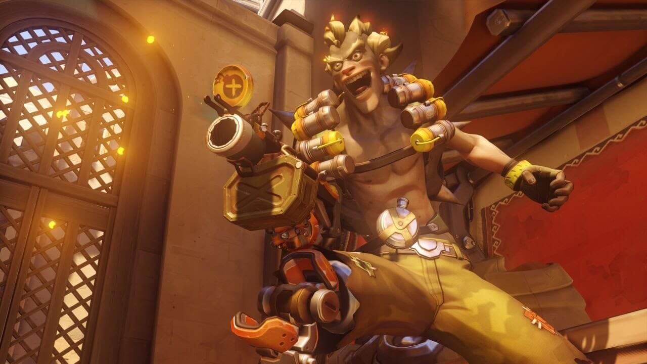 Ana and Junkrat are Joining Heroes of the Storm