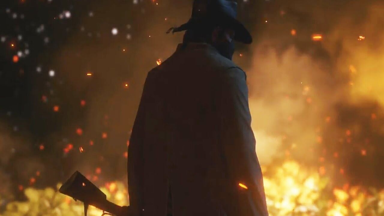 Red Dead Redemption 2's Second Trailer is Here