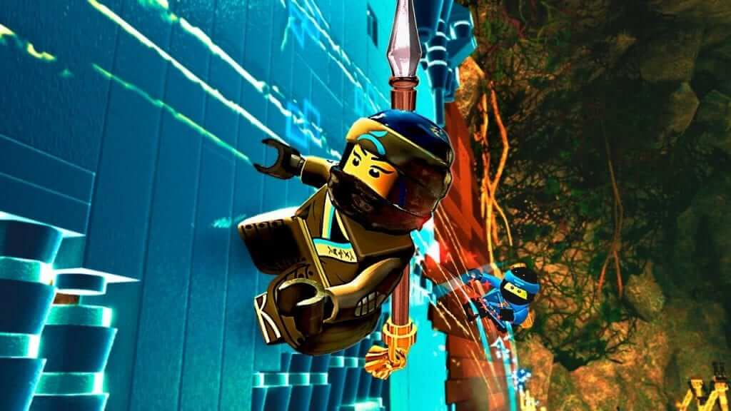 Ninjago Movie Video Game