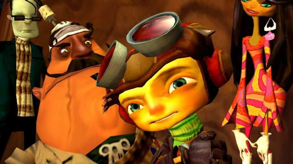 Psychonauts is Free for PC Through Humble Bundle for a Limited Time