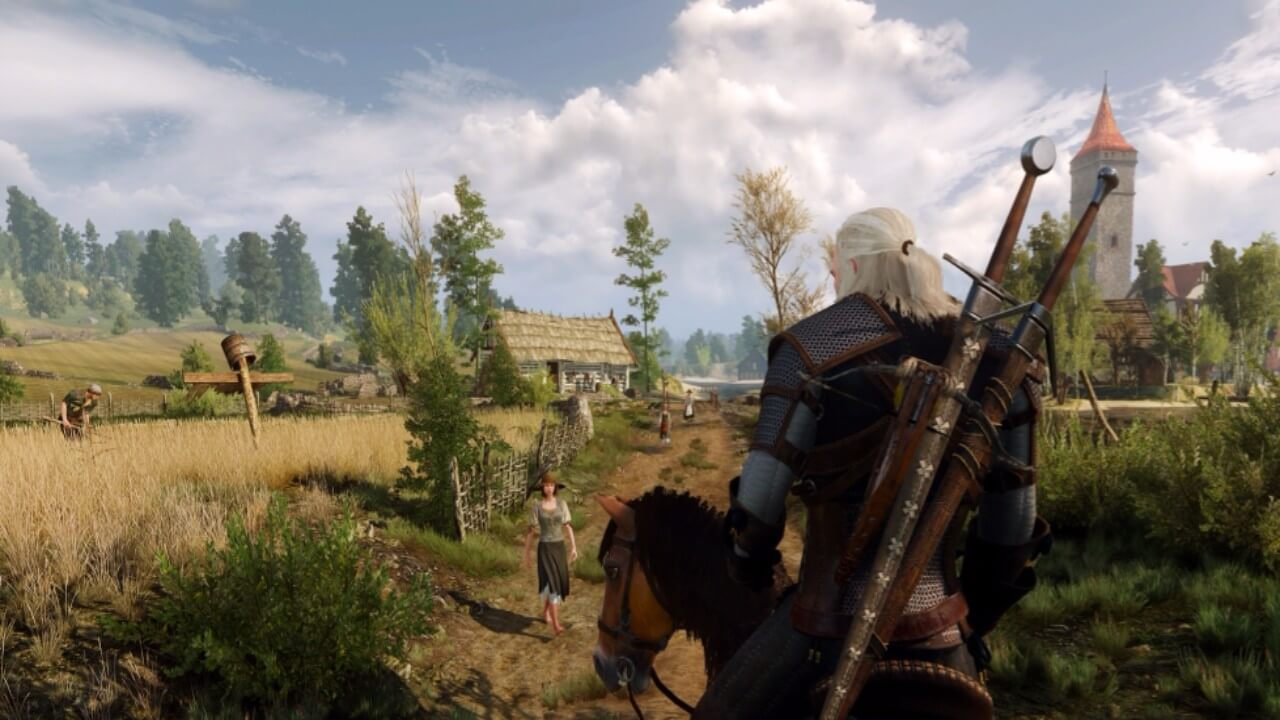 The Witcher 3 is Getting a 4K Update