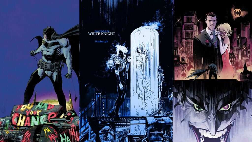 Sean Murphy Reveals Batman: White Knight is Available for Pre-Order