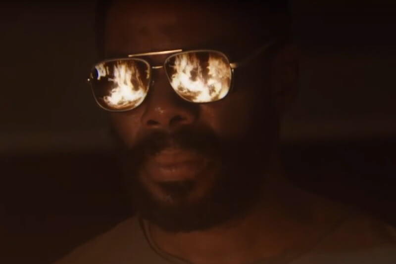 Strand in the mid-season finale of Fear the Walking Dead season three