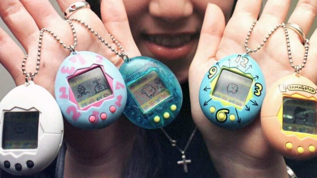 Tamagotchis Are Officially Coming Back This Fall