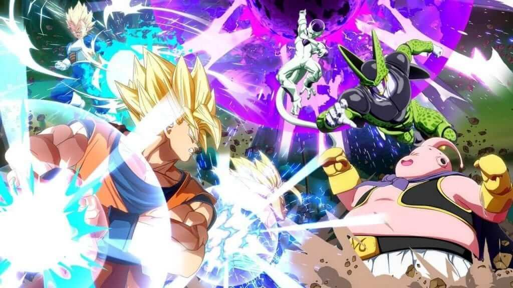 A Lot Of New Challengers Are Approaching The Dragon Ball Games