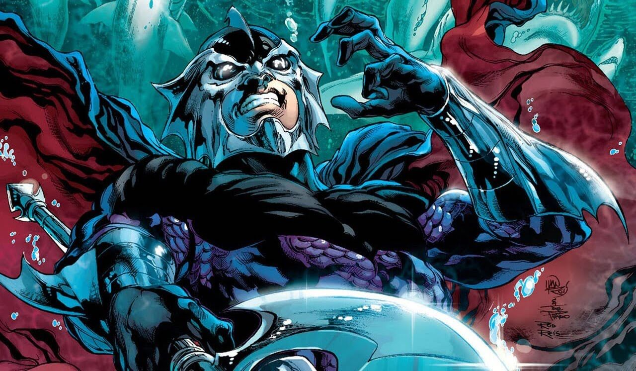 Aquaman Has Wrapped Shooting for Ocean Master