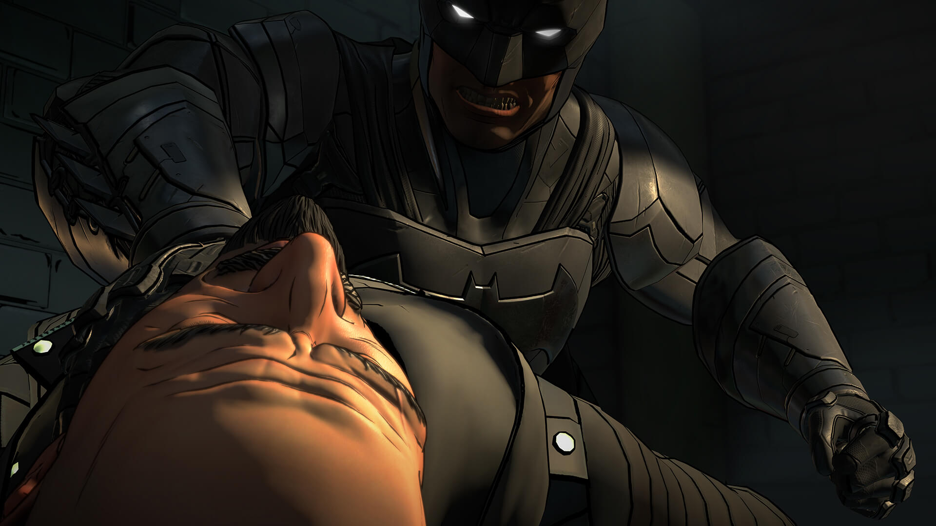Batman Fight Batman: The Enemy Within