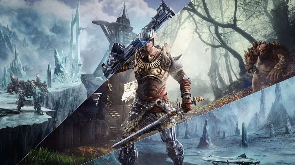 ELEX's Second Gameplay Trailer Released