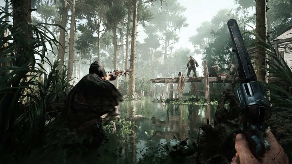 Here's The New Steam Trailer For Hunt: Showdown