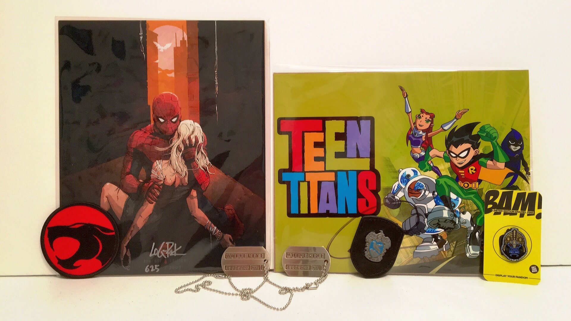 Bam Box: Art Prints, Autographs, Collectibles and More! - Review