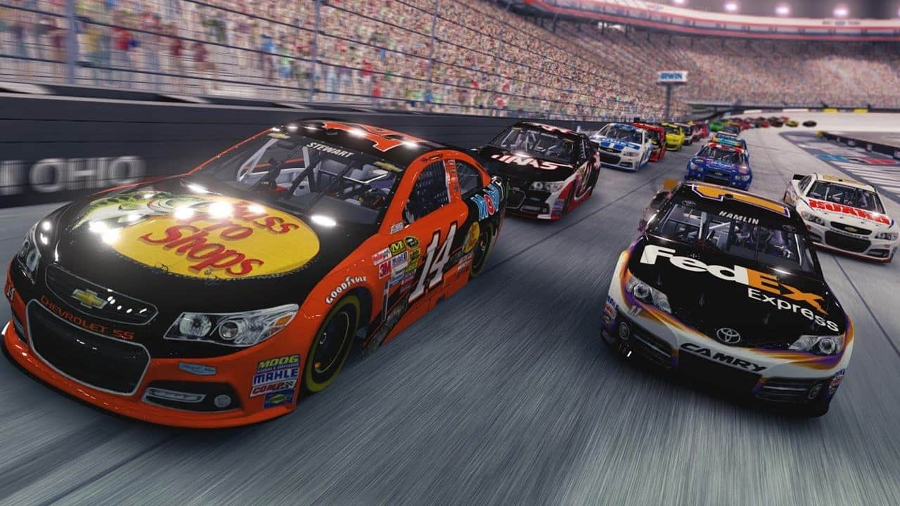 NASCAR Heat 2 Review