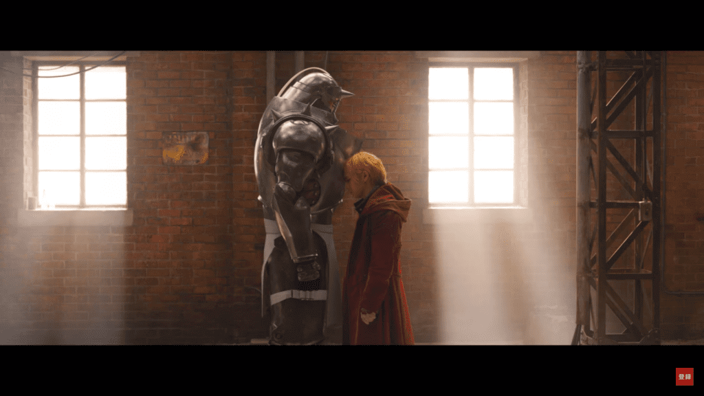 Deconstructing the Fullmetal Alchemist Movie Trailer