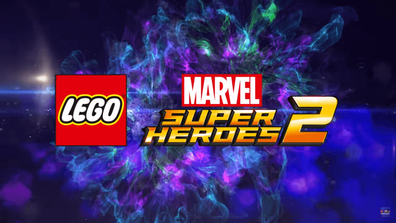 LEGO Marvel Superheroes 2 Reveals Story Trailer and Season Pass