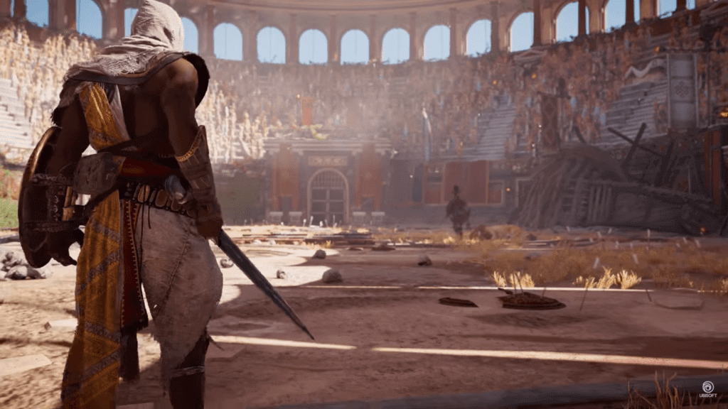 Check Out the Beautifully Bloody Assassin's Creed: Origins Launch Trailer