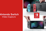 New Switch Update Adds Video Capture and More