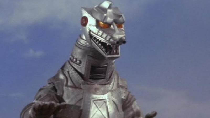 Pacific Rim and the Monsters ALL Lose... to Mecha Godzilla