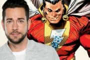 SHAZAM Movie Casts Zachary Levi In Its Title Role