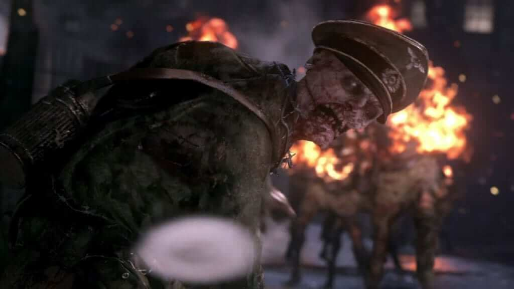 New Video Details Call of Duty: WWII Zombie Mode