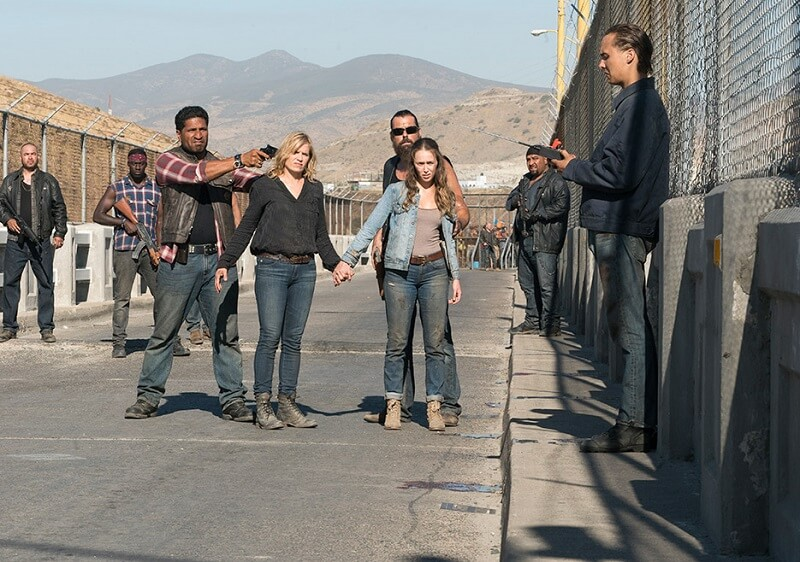 Nick's endgame on the Fear the Walking Dead finale season three