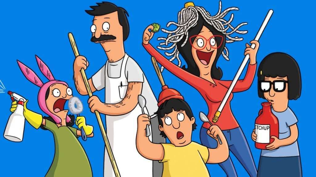 Bob's Burgers is Coming to the Silver Screen in 2020