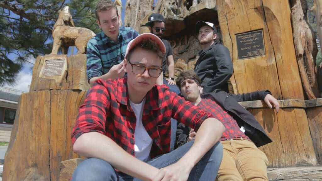 Sugar Pine 7 Reveals the First Trailer for Their Short Film The Woods