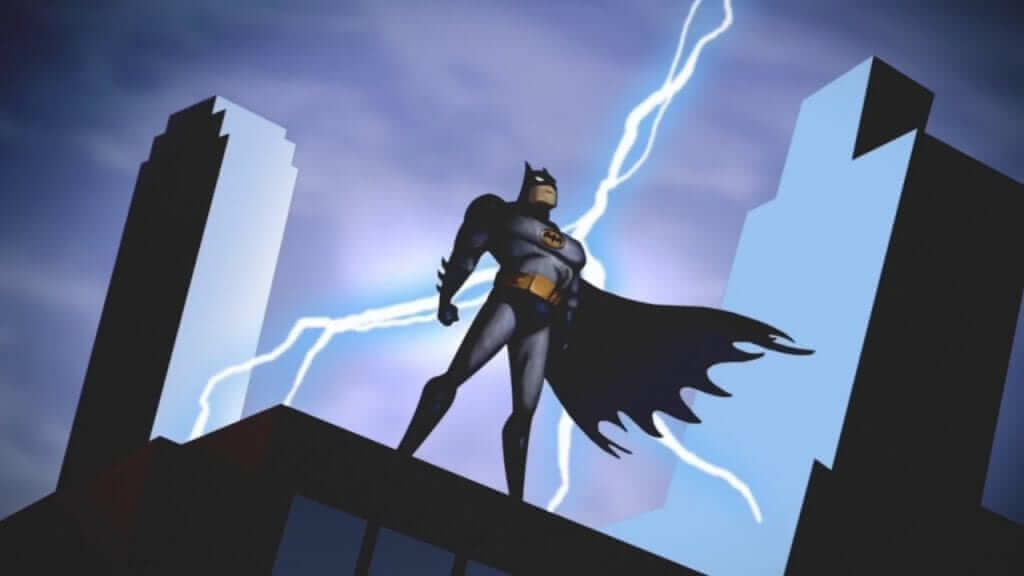 Batman: The Animated Series Blu-ray Collection Announced at NYCC