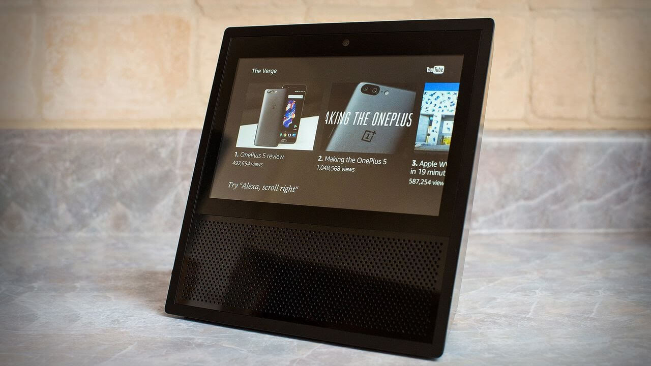 Amazon Echo Show Price Drops Following YouTube Streaming Backlash