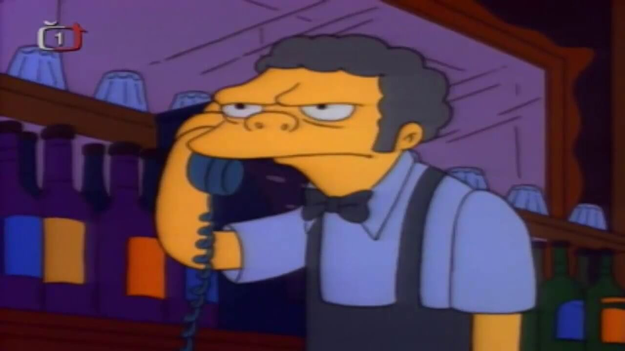 Where The Simpsons Famous Prank Phone Calls Got Their Inspiration
