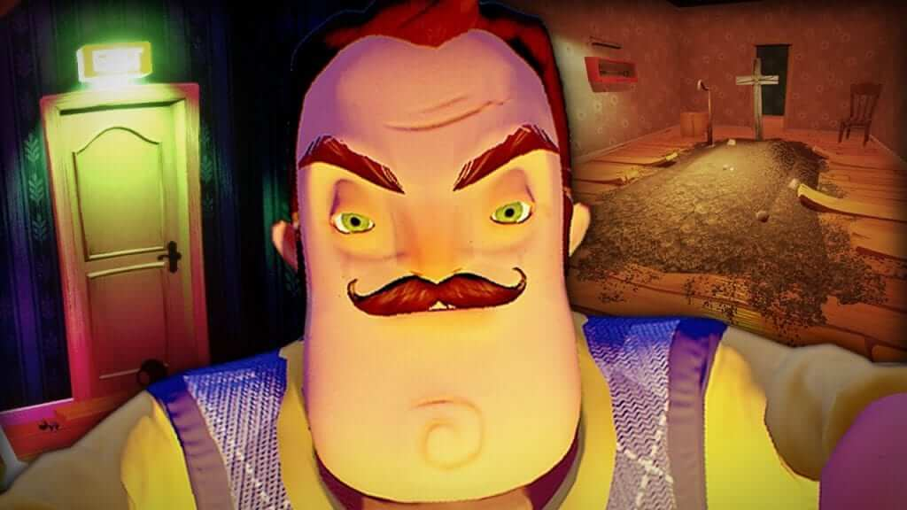 Hello Neighbor Confirmed to Get a Retail Release