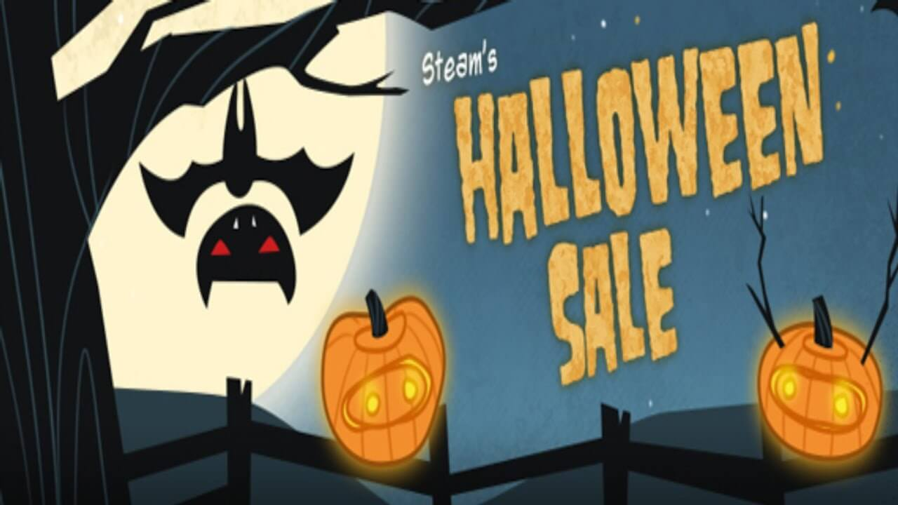 Are The Best Deals Of The Steam 2017 Halloween Sale