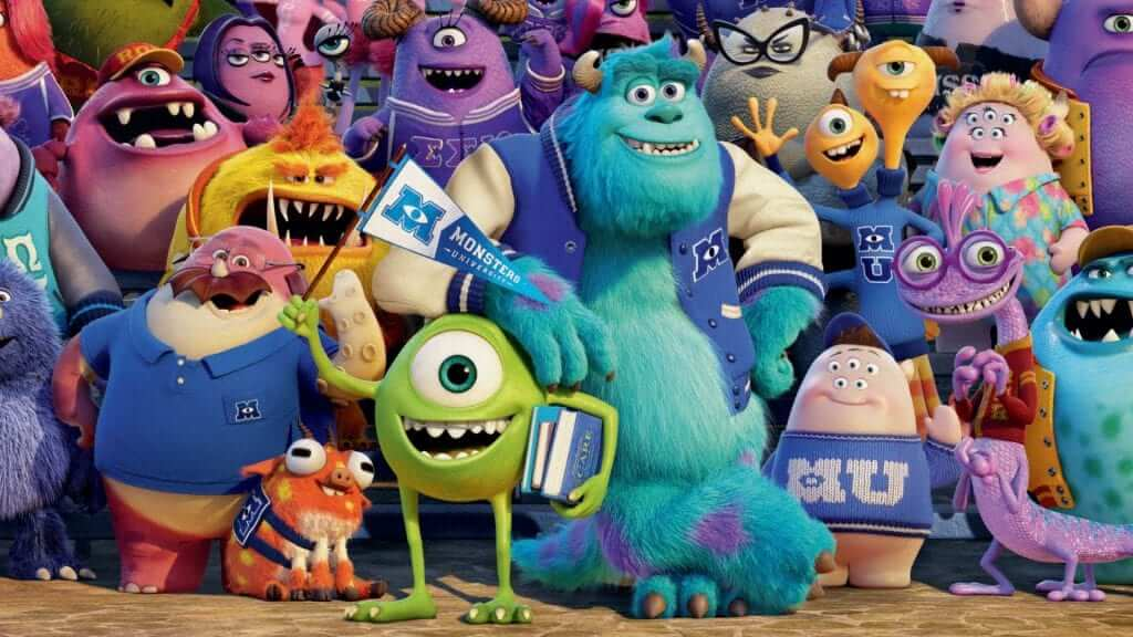 Ranking the Pixar Films, Part 1
