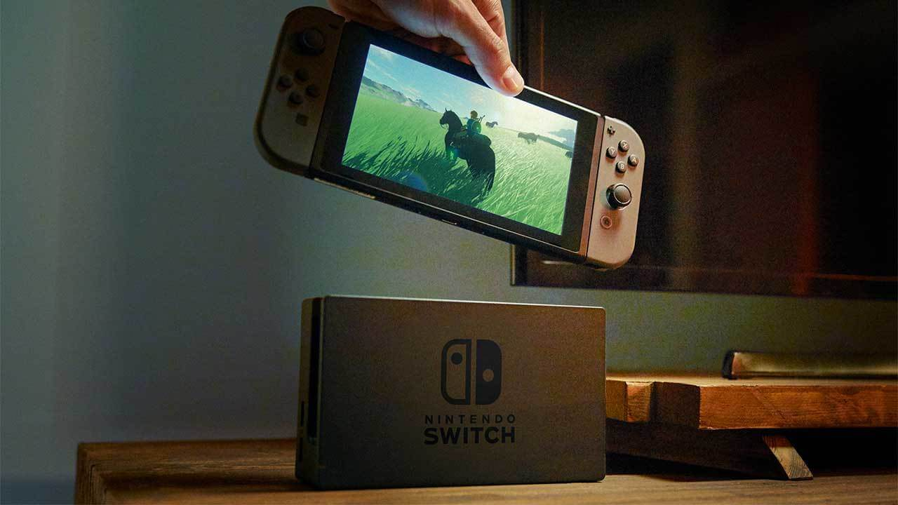 The Nintendo Switch Has Won an Award for Innovation of The Year