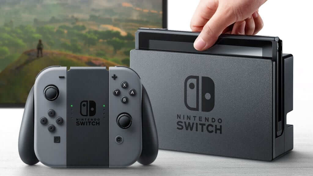 Nintendo Ramps up Switch Production to Prepare for Holidays