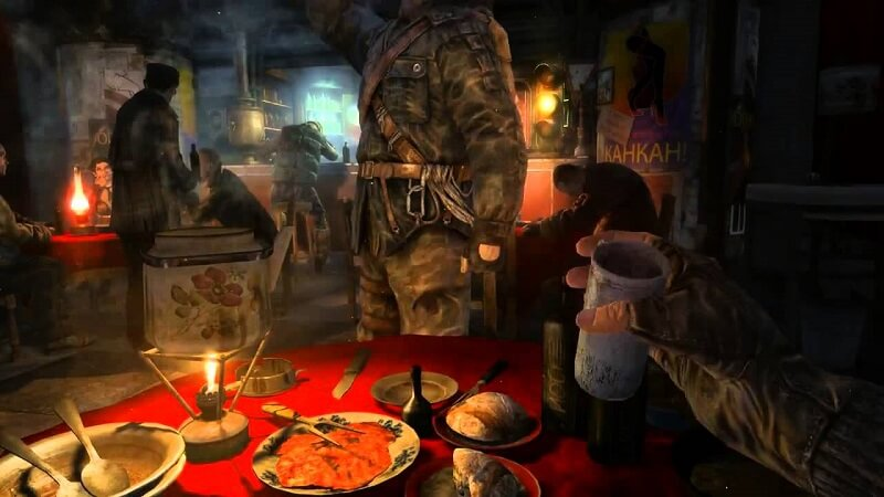metro-last light-pavel-drinking deception