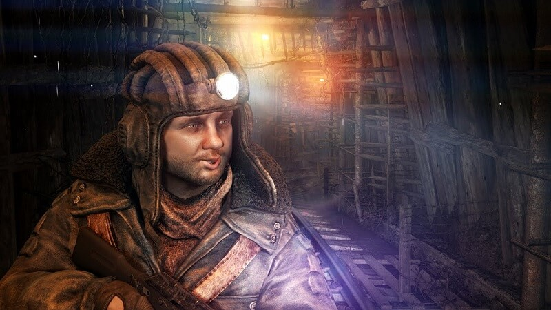 pavel-red line-metro last light