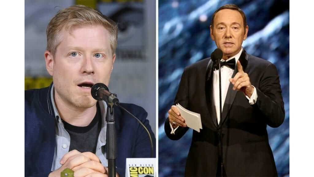 Kevin Spacey Comes Out As Gay After Anthony Rapp Accusations