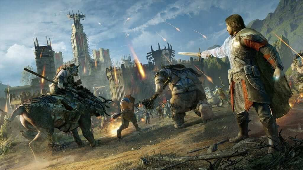 Hands On With Shadow of War at Toronto Launch Event