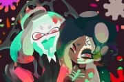 Splatoon 2 Shares Halloween Art and Details About European Splatfest