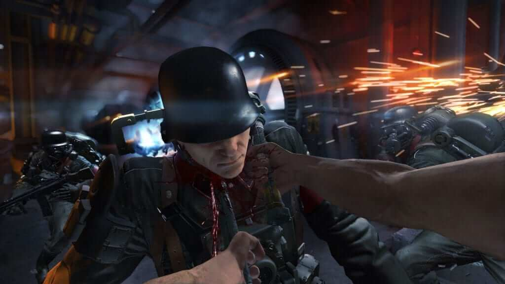 Wolfenstein II: The New Colossus Causing Controversy Over Tweet