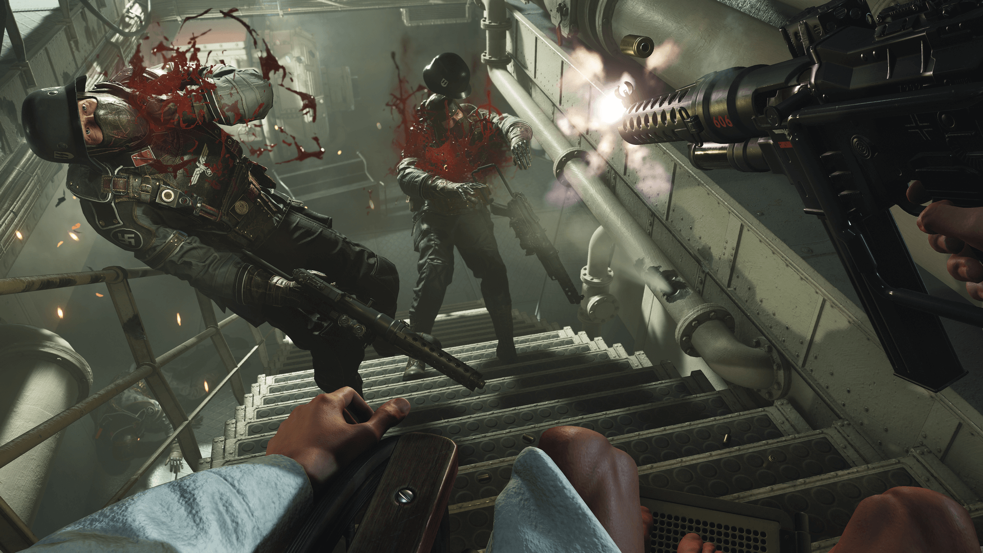 Preview: Creative Director Talks Wolfenstein II: The New Colossus