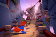 Super Lucky's Tale Review