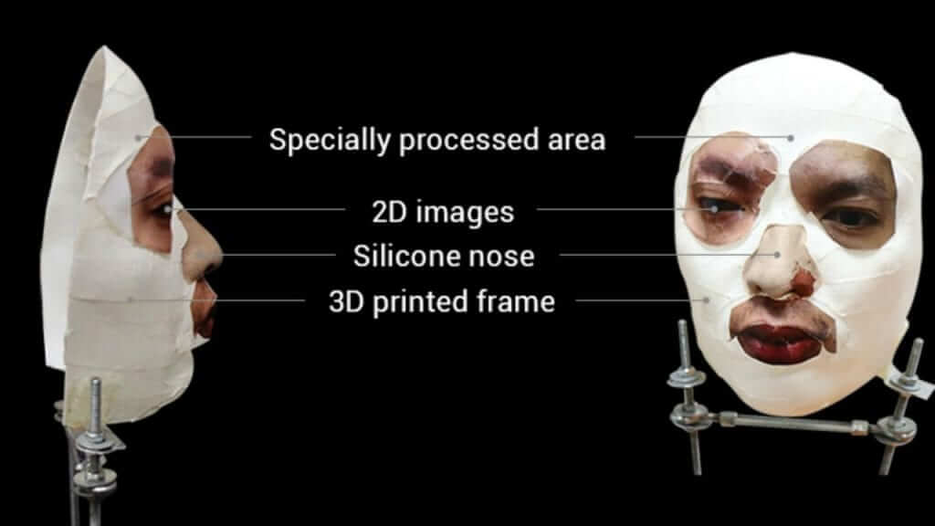 Hacker Claims to Have Beaten iPhone X's Facial ID with $150 Mask